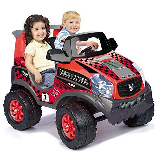 tracteur feber 2 places pas cherpour enfant