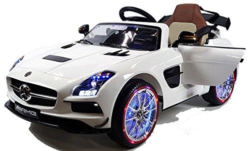 Mercedes SLS AMG 24V pour enfant