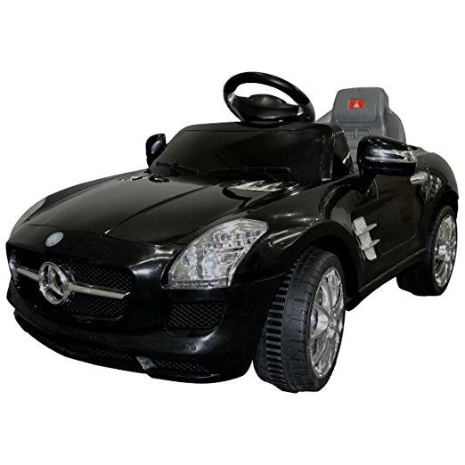 mercedes SLS AMG pour enfant