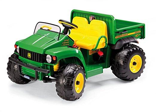 tracteur électrique 12v pour enfants