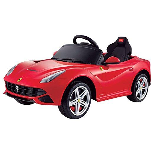 Voiture électrique enfant Ferrari ⇒ Les meilleurs modèles