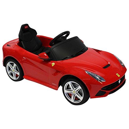 voiture enfant ferrari F12 Berlinetta
