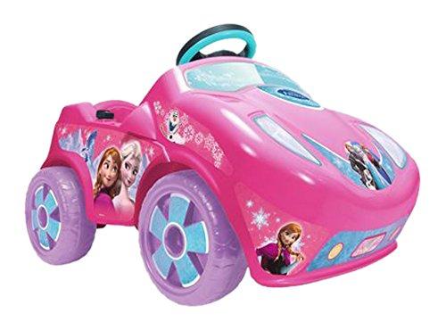 voiture reine des neiges pour enfant