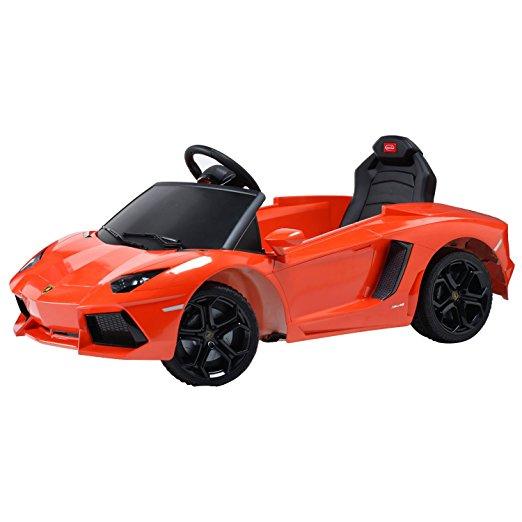 Lamborghini électrique enfant pas cher