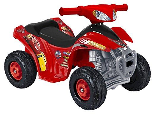 quad électrique Cars pour enfant