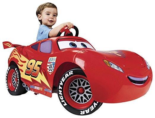 voiture à pédales cars