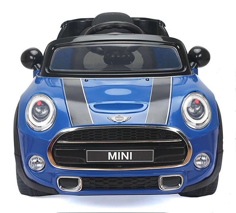 voiture mini cooper s électrique enfant